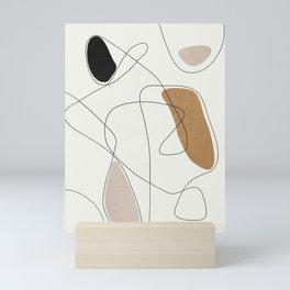 Thin Flow II Mini Art Print