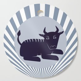 Taurus Mid-Century Modern Cutting Board