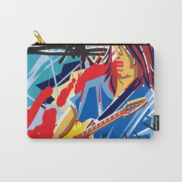 Bloody Blues Carry-All Pouch
