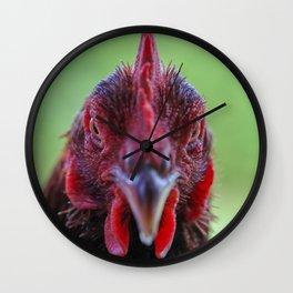 Heres looking at you kid.  Wall Clock