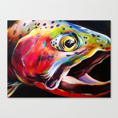 Cutthroat Approach Canvas Print