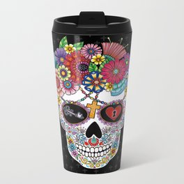 Lost Love BLACK Metal Travel Mug