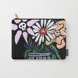 floral urn Carry-All Pouch