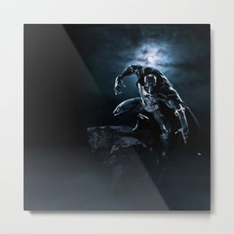 black panther Metal Print
