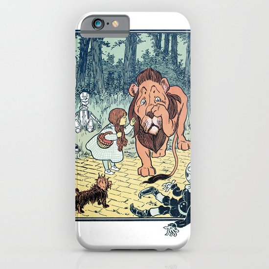 Wizard of Oz iPhone & iPod Case