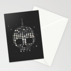 Death Disco Stationery Cards