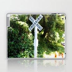 Korbel Rail Road Crossing Laptop & iPad Skin