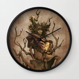 Shaman #1: Firefly Wall Clock
