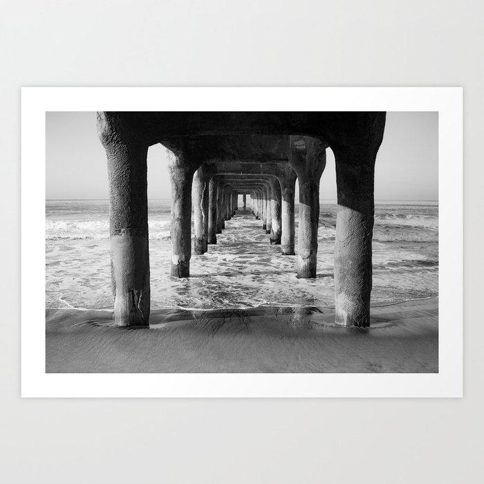 Manhattan Beach Pier Manhattan Beach Photography Manhattan Beach