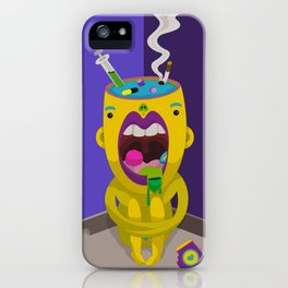 EXCESS iPhone Case
