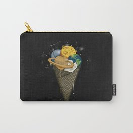 Galactic Ice Cream Carry-All Pouch