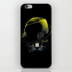 The Alley Cat iPhone & iPod Skin