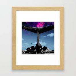 Gate 4 Framed Art Print