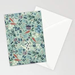 Herb Garden Stationery Cards