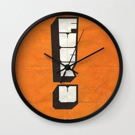 FUPM Wall Clock