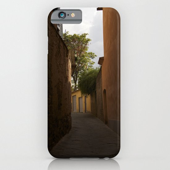Streets of Italy iPhone & iPod Case
