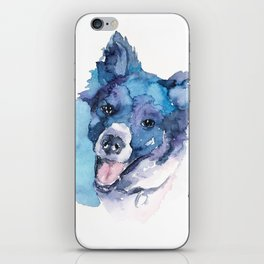 DOG#15 iPhone Skin