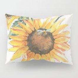 Sunny Sunflowers Pillow Sham