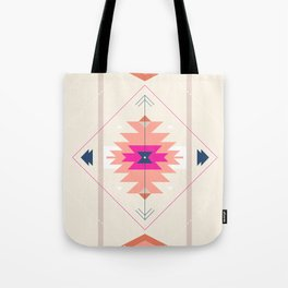 Kilim Inspired Tote Bag