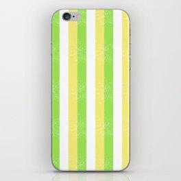 Perfumed Pattern iPhone Skin