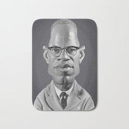 Malcolm X Bath Mat