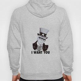"""Karl """"I want you!"""" Hoody"""