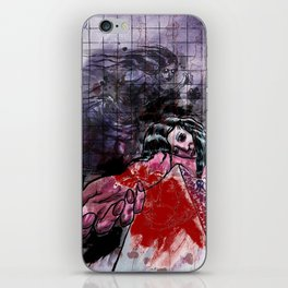 horror story 1 iPhone Skin