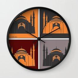 turk.eye Wall Clock