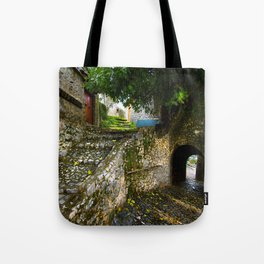Silent Paths Tote Bag