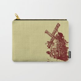 Old Holland windmill Carry-All Pouch