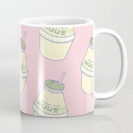 Banana Milk Coffee Mug