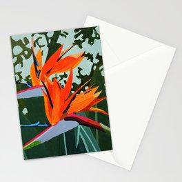 Strelitzia - Bird of Paradise Stationery Cards