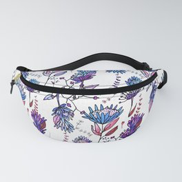 Protea Flower Lilac #homedecor Fanny Pack