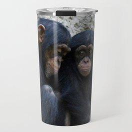 Chimpanzee 002 Travel Mug