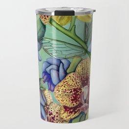 Lost Wing In Bloom Travel Mug