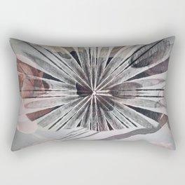 Aroma Rose Garden Paradise Rectangular Pillow