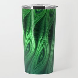 In Space, No One Can Hear You Scream Travel Mug