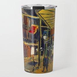 Nola at Night Travel Mug