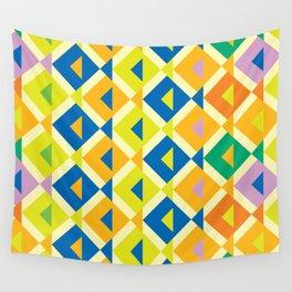 BP 60 Fish Geo Wall Tapestry