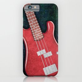 Low Down Sound iPhone Case