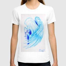 Santa Maria con ali T-shirt