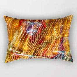 Amusement Theory Rectangular Pillow