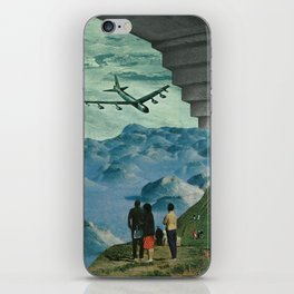 Underpass iPhone Skin