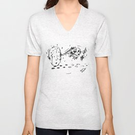 Memories Escape Every Sunday Afternoon Unisex V-Neck