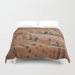 In waves Duvet Cover
