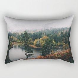 Gillette Lake Rectangular Pillow