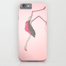 Running Flamingo iPhone 6s Slim Case