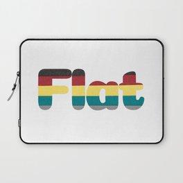 Flat Laptop Sleeve