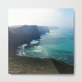 The Cliffs of Moher 2 Metal Print