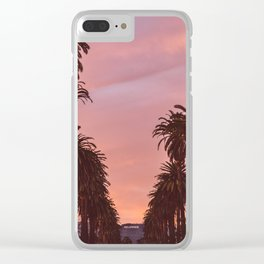 Hollywood Clear iPhone Case
